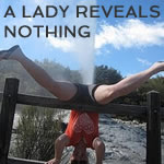 A Lady Reveals Nothing