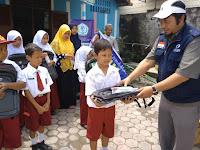 OneCare Medan Bantu Pendidikan Anak Yatim, Salurkan Paket Pendidikan ke YPAS