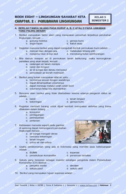 kelas 5 tema 8 subtema 1 revisi