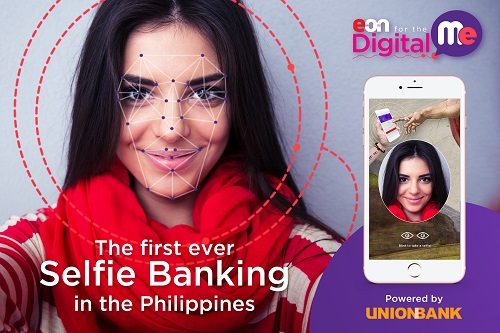 Unionbank's Eon Mobile Banking App with Selfie Security Feature