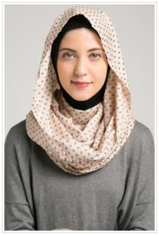 Style Fashion Hijab Modern Terpopuler 2015
