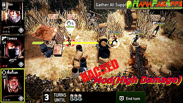 The Walking Dead No Man's Land Apk MafiaPaidApps