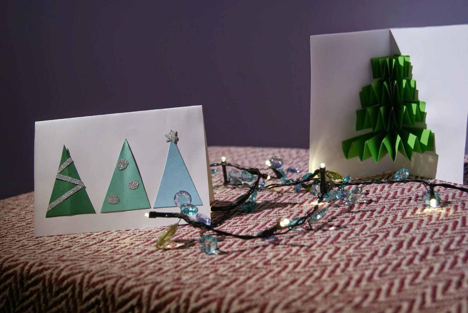 kartki świąteczne pomysły inspiracje diy