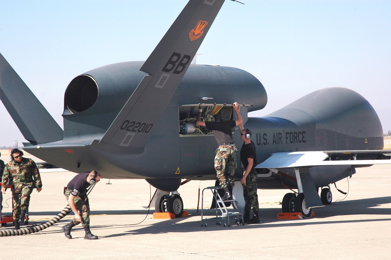 Most Expensive Drones In The World: RQ-4 Global Hawk
