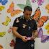 Ο ζωγράφος Απόστολος Χαντζαράς και οι πεταλούδες του