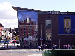 Picture of Cork Opera House, side on