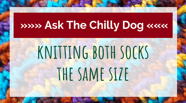 I learned to knit socks two at a time using magic loop so I'm not sure how to knit only one sock and then get the second to match.