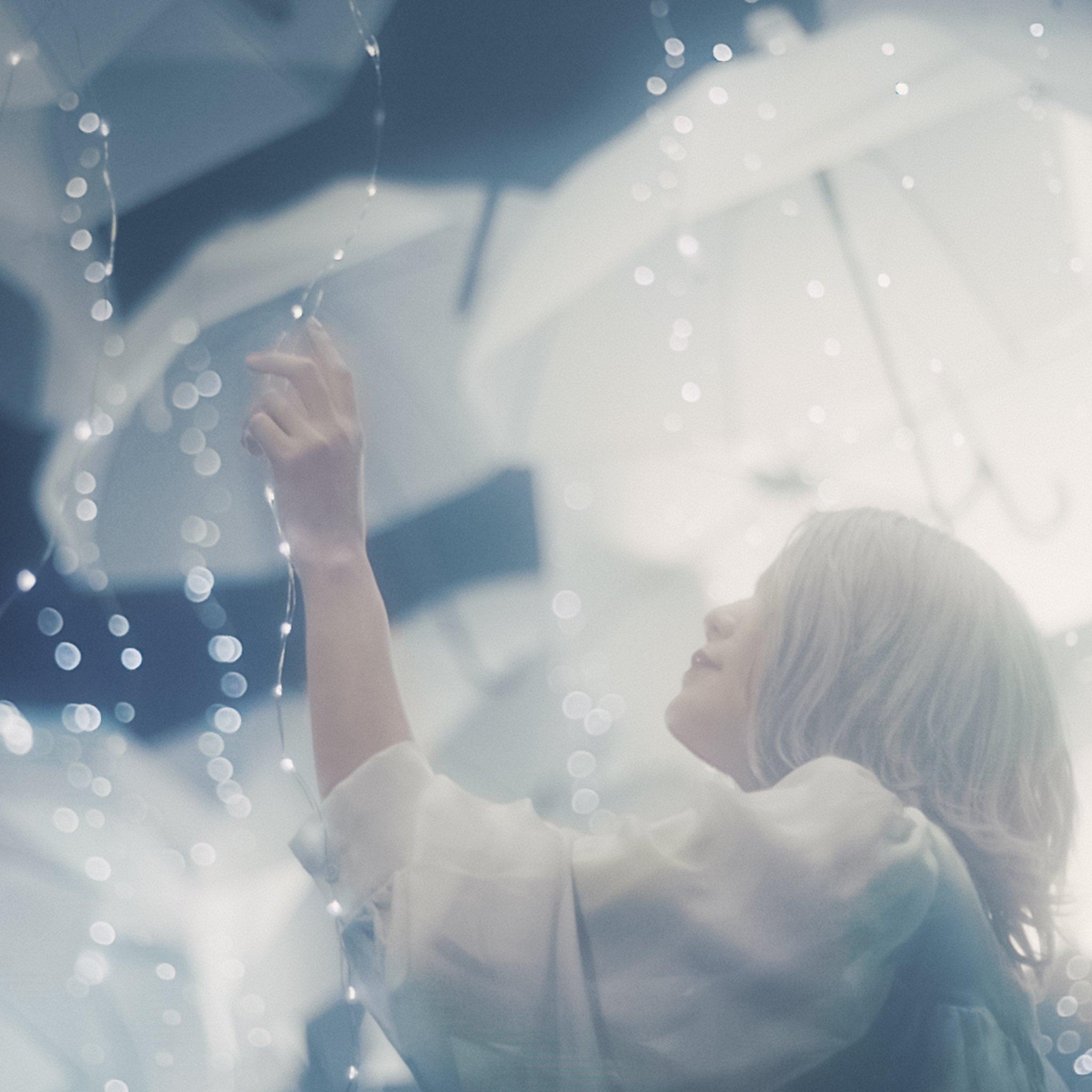 ハラミちゃん - 雨