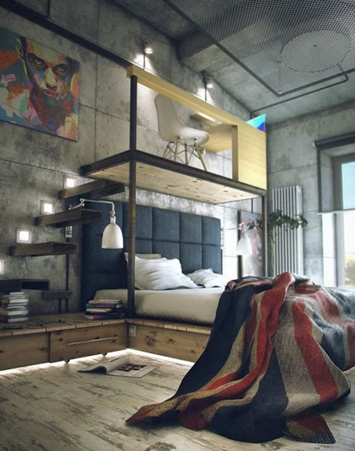 Bedroom Double Height 5