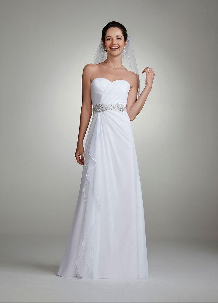 0 David S Bridal Wedding Dress