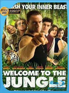 Bienvenido a la jungla 2013 HD [1080p] Latino [Mega] dizonHD
