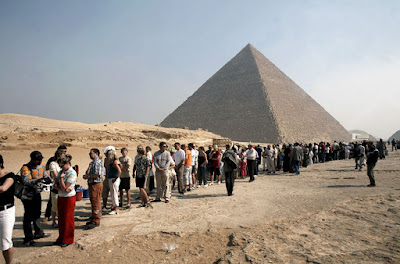 Tutankamón, cámaras, turismo,