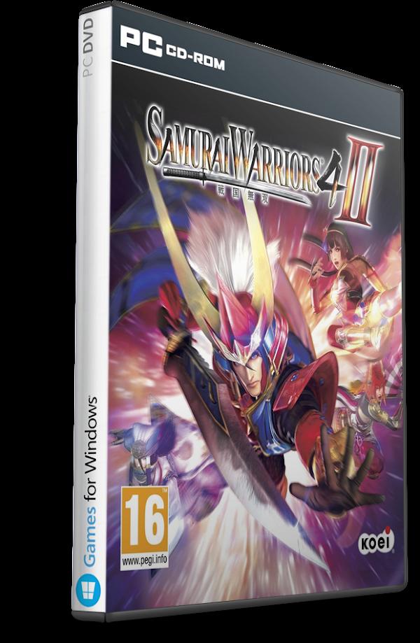 DESCARGAR Samurai Warriors 4-II (PC-GAME) MEGA