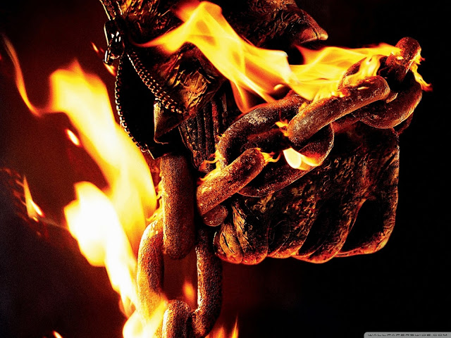 Ghost Rider Bike Hd Wallpaper Download Ghost Rider Hd Theme Wall Papers App And