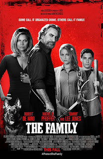 The Family 2013 Hindi Dubbed 720p HDRip 850MB