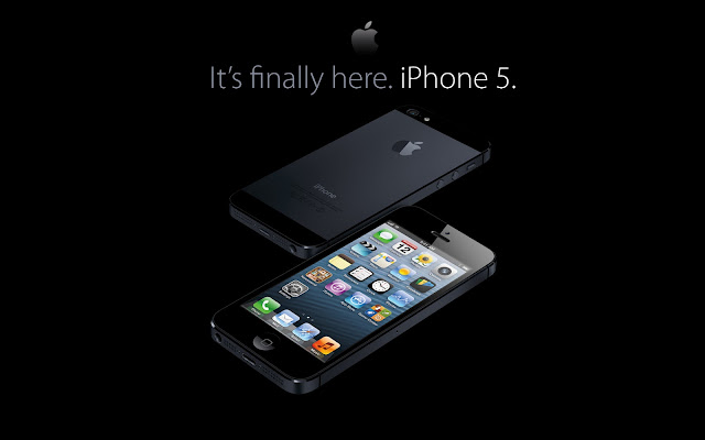 iPhone 5 van Apple