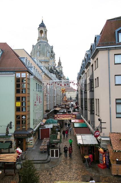 Mercatino di Natale Striezelmarkt-Dresda