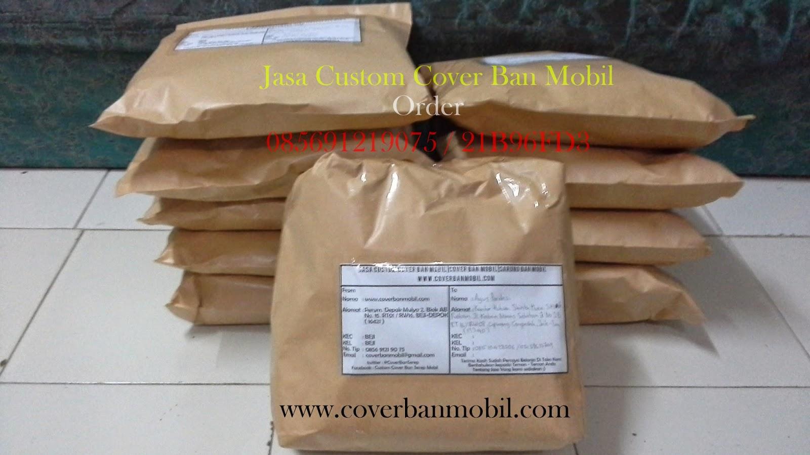 Jual Cover Ban Mobil
