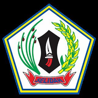 Kabupaten Barito Kuala Logo Vector