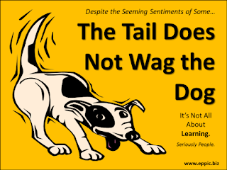 Image result for Image of tail wagging the dog
