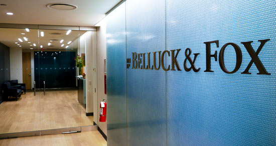 belluck & fox llp best mesothelioma law firm