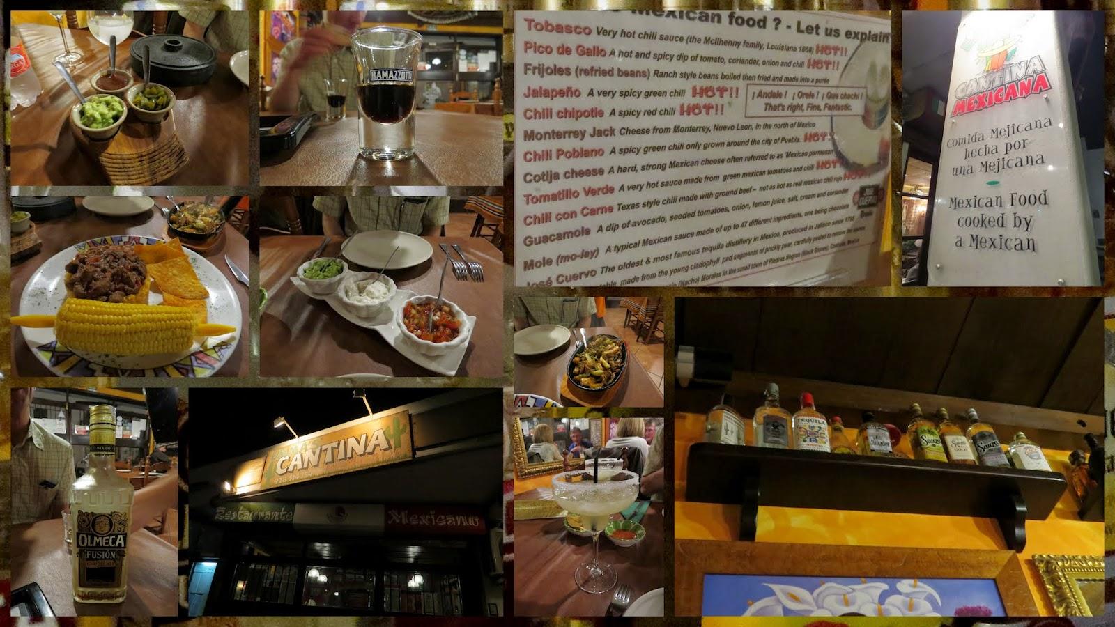 Lanzarote Restaurants: Emma's La Cantina Mexicana