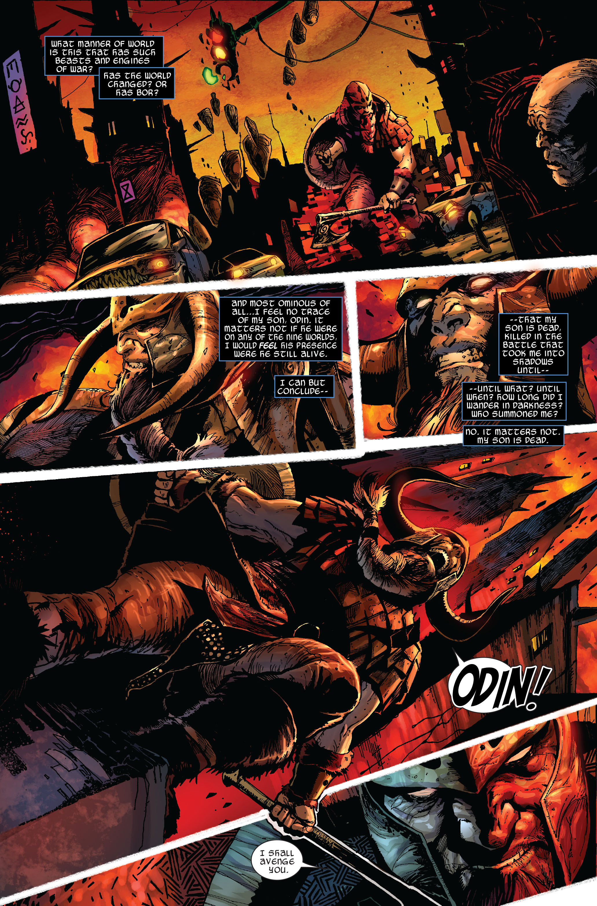 Thor (2007) Issue #600 #13 - English 13