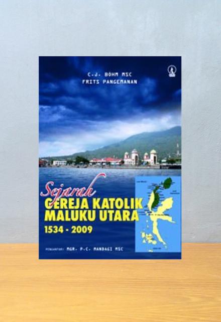 SEJARAH GEREJA KATOLIK MALUKU UTARA, C.J. Bohm Frits Pangemanan