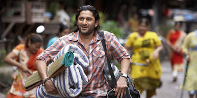 Arshad Warsi as struggling actor