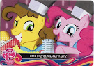 My Little Pony Epic Birthaversary Party Equestrian Friends Trading Card