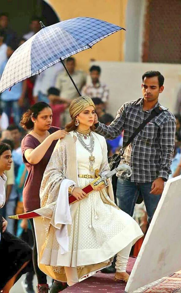 Manikarnika The Queen Of Jhansi First Look 2