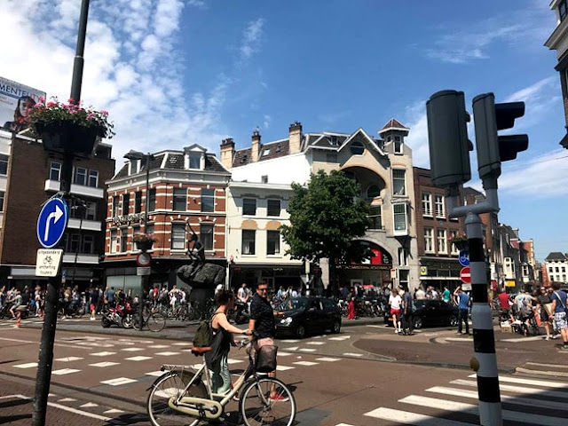 Đến Utrecht Hà Lan vào thời điểm nào trong năm cũng đẹp
