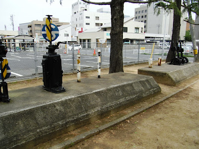 沢井手公園(鳥取鉄道記念物公園)
