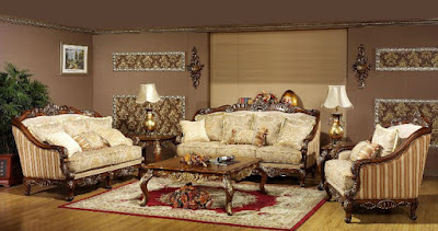 Harga Sofa Ruang Tamu Mewah Plutone Termurah