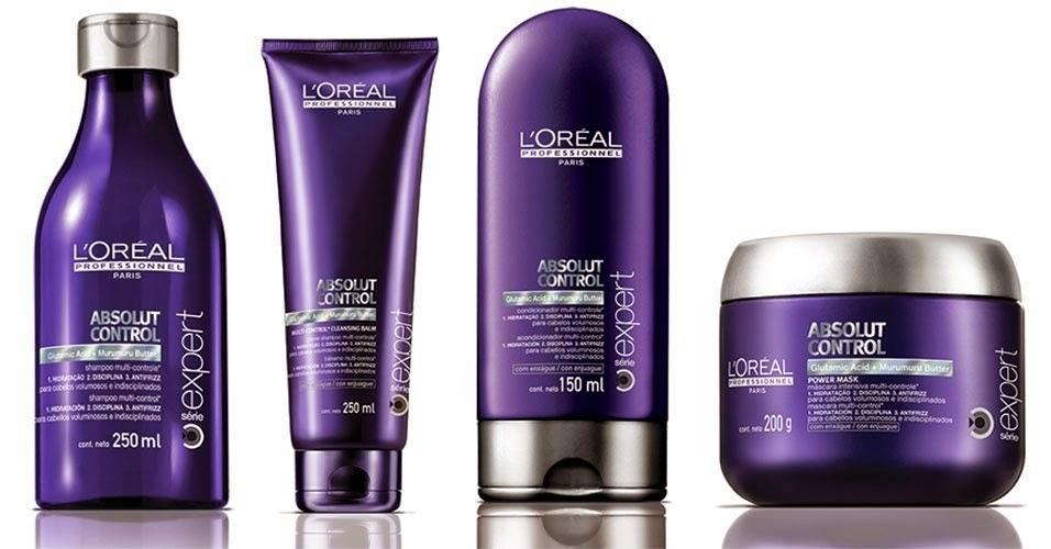 L'Oréal Professionnel em Orlando e Miami - Linha Absolut Control