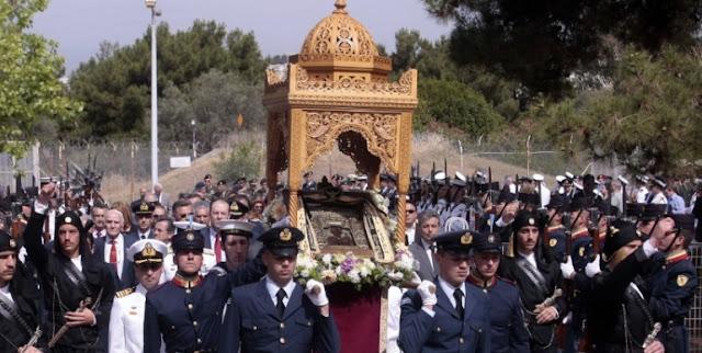 """Η Ελληνική Αστυνομία το τιμώμενο """"πρόσωπο"""" στις εκδηλώσεις στην Παναγία Σουμελά"""