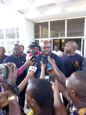 Press Statement: Illegal And Unconstitutional Sealing of Anambra State House of Assembly Complex by the Nigeria Police Force, Anambra State Command
