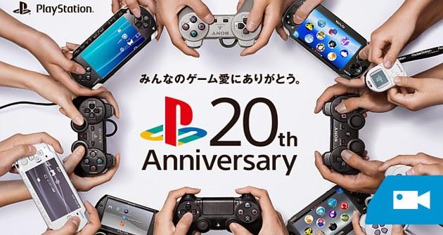 Feliz Cumpleanos Playstation Dos Decadas Que Marcan Nuestra Vida
