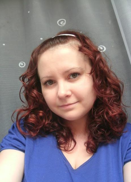 Włosy we wrześniu 2017r.