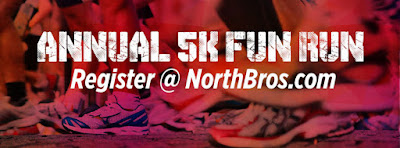 North Brothers Ford 19th Annual 5K Fun Run