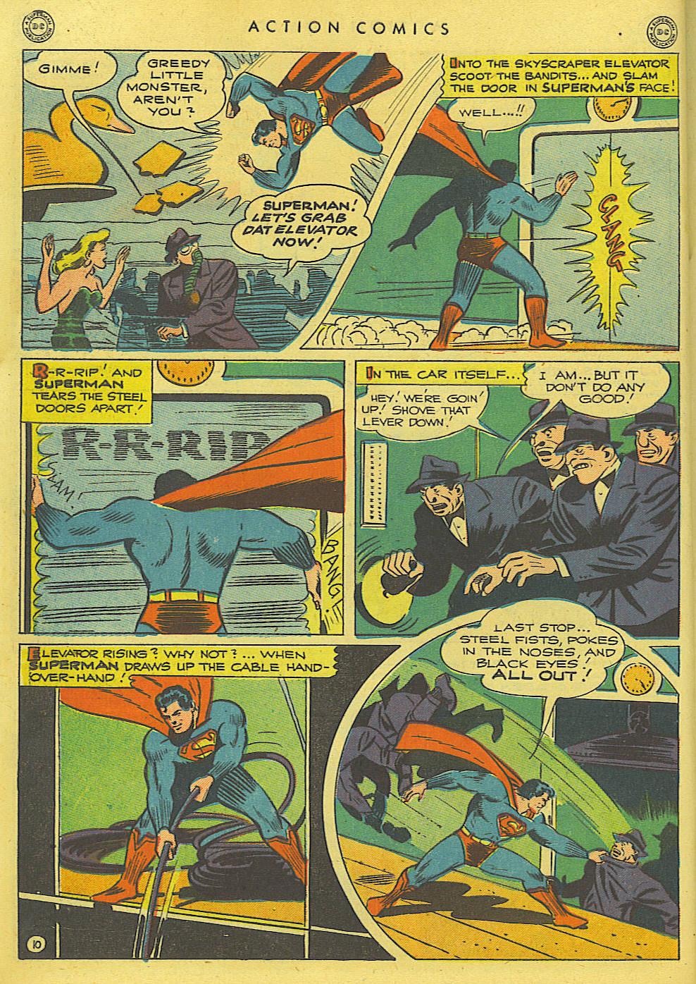 Action Comics (1938) 75 Page 11