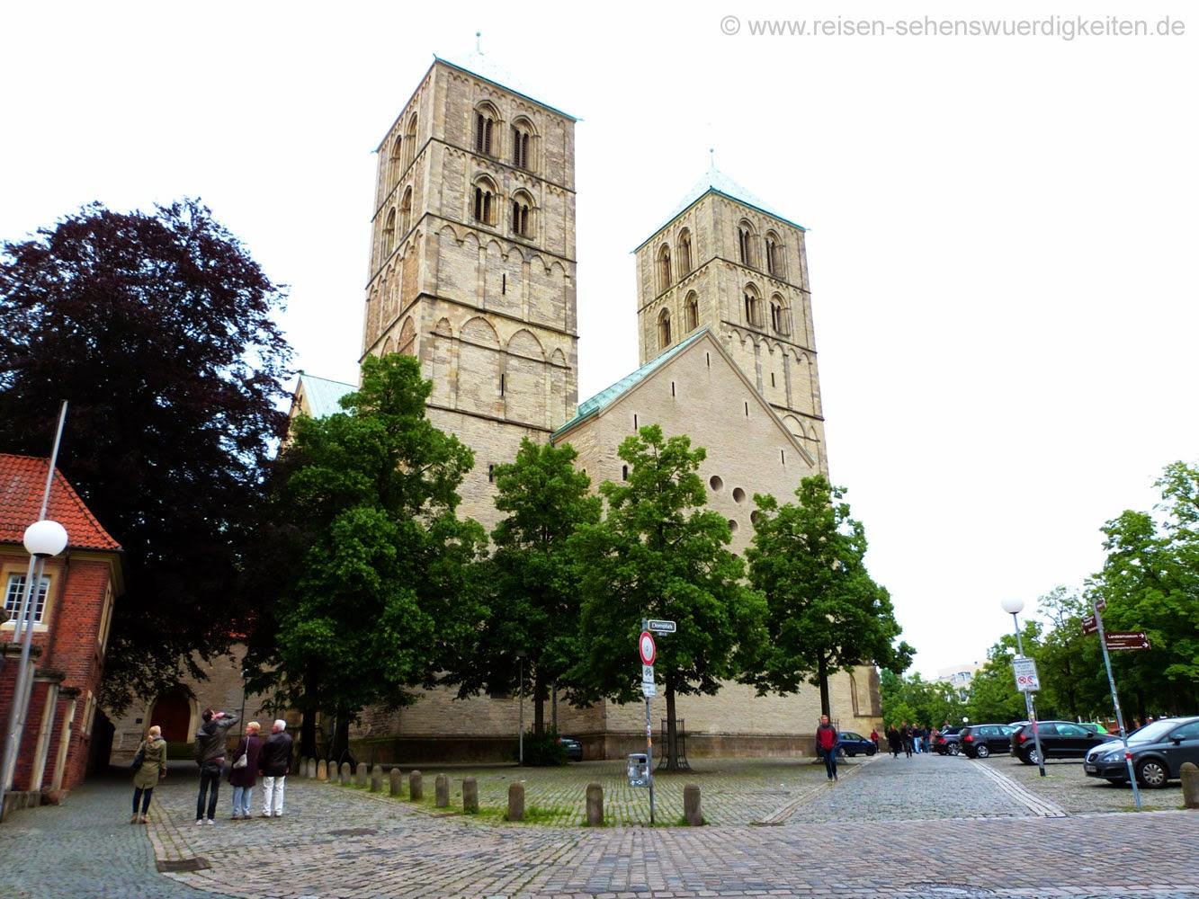 Sehenswürdigekeiten in Münster, St. Paulus Dom Münster