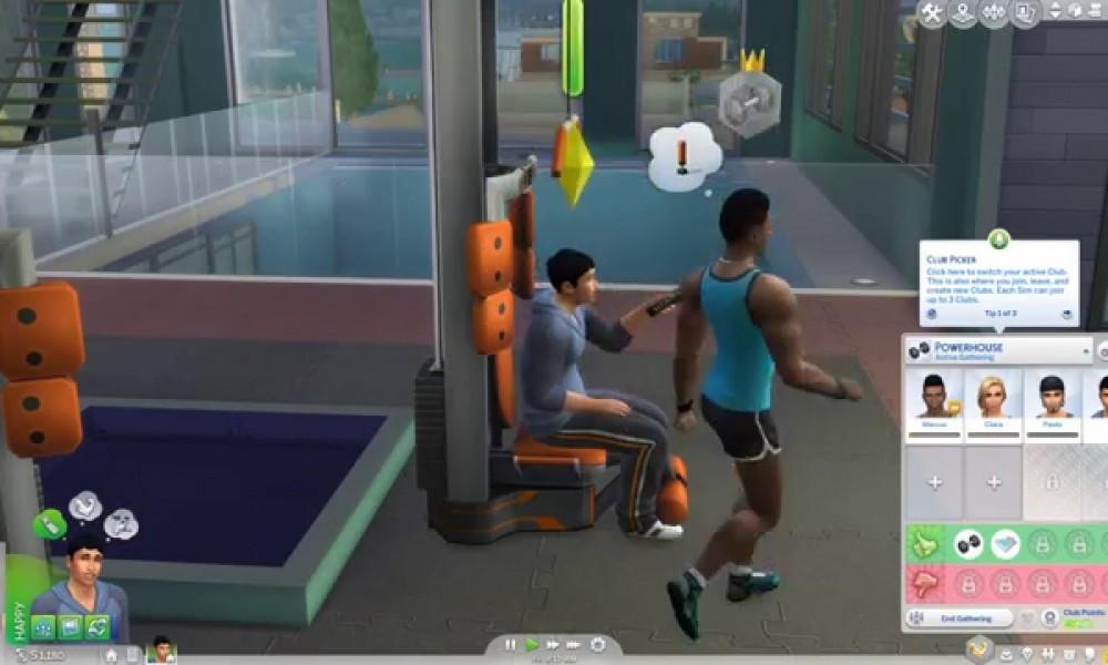 pc download game 4 sims free
