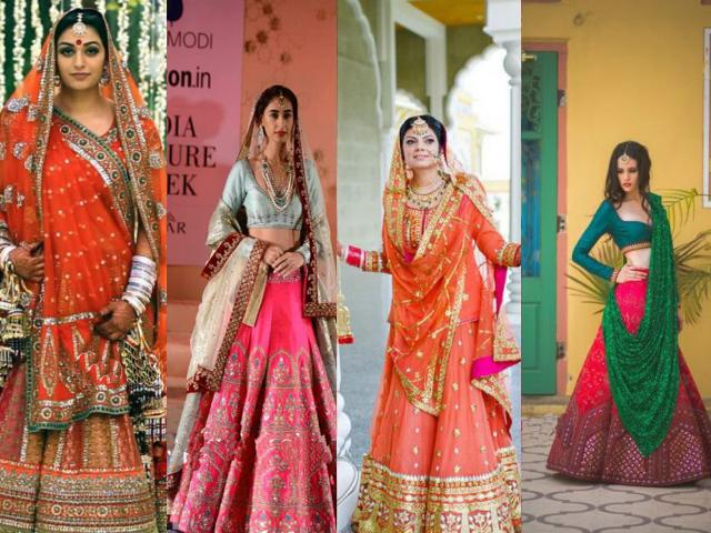 Beauty of Indian Lehengas Choli
