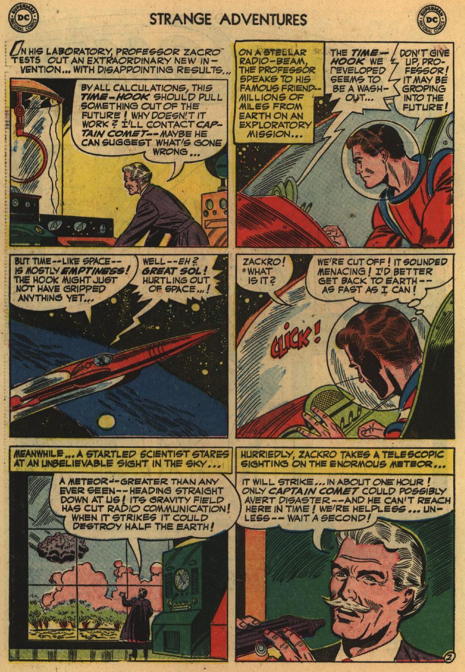 Strange Adventures (1950) issue 26 - Page 4