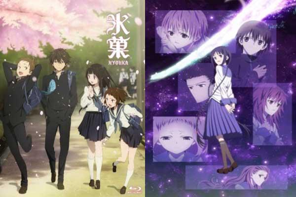 Anime yang mirip dengan hyouka - Bungaku Shoujo
