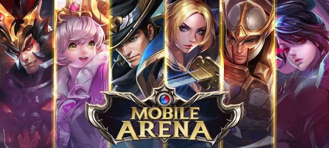 Cara Bermain Mobile Arena Di Android Selalu Menang Terus