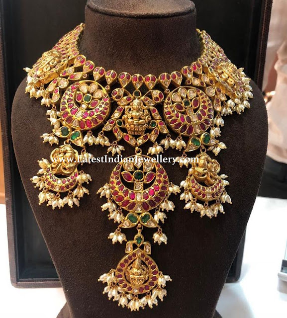 Enormous Kundan Bridal Necklace