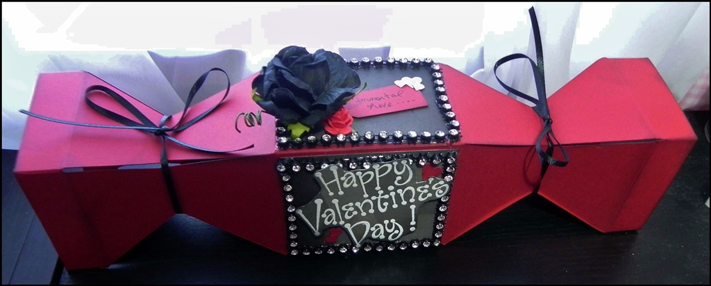 valentines day treat box by kenya g - Valentine Boxes For Girls