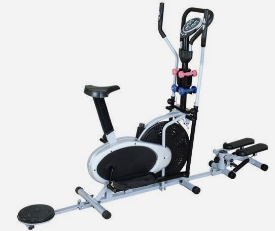 Alat Olahraga Lari Treadmill Manual 6 Fungsi TL004 Ciamis-Jawa Barat